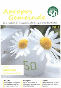 Gemeindebrief 1-2019
