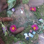 Im Garten von Gethsemane von L. und P.