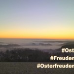 #Osterfreude #Freudensprünge #Osterfreudensprünge