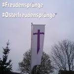 Fam. R. #Osterfreude #Freudensprünge #Osterfreudensprünge