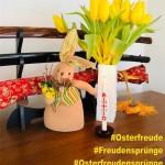 Fam. Z. #Osterfreude #Freudensprünge #Osterfreudensprünge