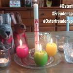 Fam. D. #Osterfreude #Freudensprünge #Osterfreudensprünge